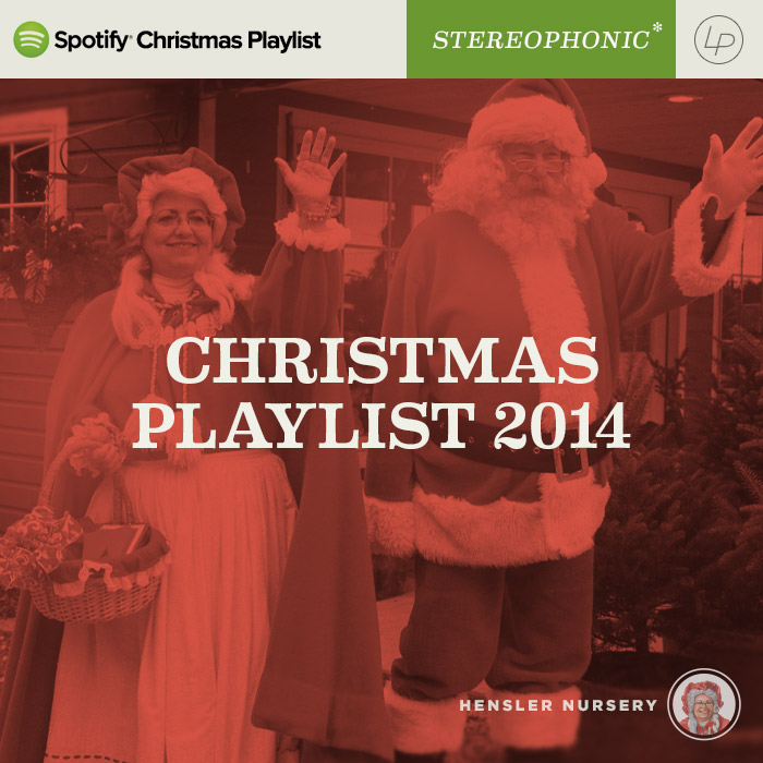 spotify christmas playlist 2014 - Best Spotify Christmas Playlist