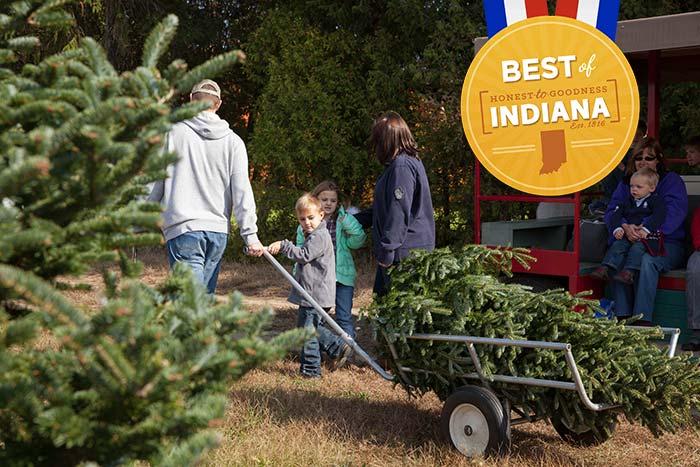 Vote for Hensler Nursery Best of Indiana
