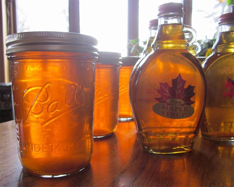 Hensler's Maple Syrup